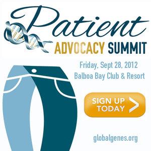 Rare patient advocacy summi medium