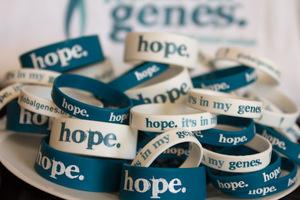 Genes genetic diseases rare hope bracelets medium