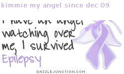 Epilepsy angel medium